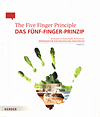click to enlarge: Frey, Wolfgang The Five Finger Principle. Das Fünf Finger Prinzip. Stategies for Sustainable Architecture / Strategien für eine Nachhaltige Architektur.