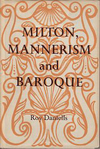 click to enlarge: Daniells, Roy Milton, Mannerism and Baroque.