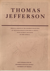 click to enlarge: Kimball, Fiske Thomas Jefferson Architect. Original designs in the Coolidge Collection of the Massachusetts Historical Society. New introduction by Frederick Doveton Nichols.