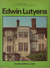 click to enlarge: Dunster, David (editor) Edwin Lutyens.
