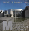 click to enlarge: dahinden, justus Justus Dahinden... anders...autrement...different. Migros Zentrum Ostermundigen.