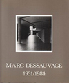 click to enlarge: Bekaert, Geert / Verpoest, Luc Marc Dessauvage 1931 / 1984.