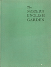 click to enlarge: Cox, E.H.M. The Modern English Garden.