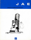 click to enlarge: Ghirardo, Diane (editor) J A E. The Journal of Architectural Education, 1994, nr 4.