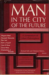 click to enlarge: Eells, Richard / Walton, Clarence (editors) Man in the city of the future. A Symposium of Urban Philosophers.