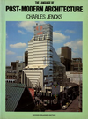 click to enlarge: Jencks, Charles The Language of Post-Modern Architecture.