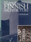 click to enlarge: Richards, J.M. 800 Years of Finnish Architecture.