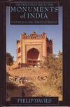 click to enlarge: Davies, Philip The Penguin Guide to the Monuments of India. Volume II:Islamic, Rajput, European.