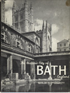 click to enlarge: Wooller, M. P. (photography) The historic city of Bath England.