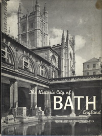 Wooller, M. P. (photography) - The historic city of Bath England.