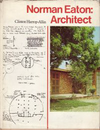 click to enlarge: Harrop - Allin, Clinton Norman Eaton: Architect. A study of the work of the South African architect Norman Eaton 1902 - 1966.