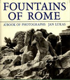 click to enlarge: Lukas, Jan (photography) / Blazicek, Oldrich J. (introduction) Fountains of Rome. A book of photographs.