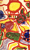 click to enlarge: Juin, Hubert Corneille Gouaches r�centes.